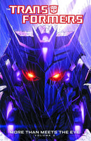 TRANSFORMERS MORE THAN MEETS THE EYE TP VOL 02