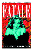 FATALE TP VOL 02 DEVILS BUSINESS MR