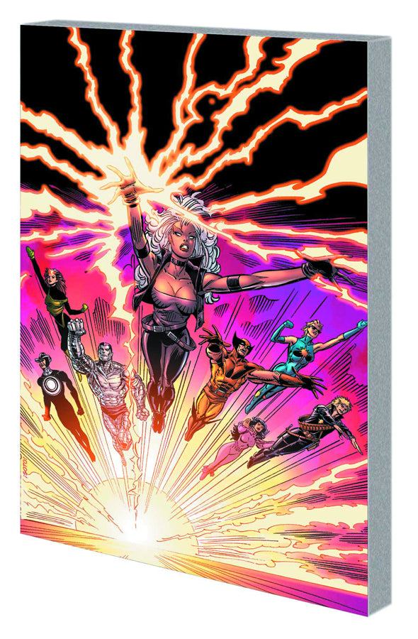 X-MEN FALL OF MUTANTS TP VOL 01