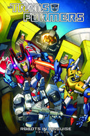 TRANSFORMERS ROBOTS IN DISGUISE ONGOING TP VOL 03