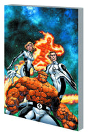 FANTASTIC FOUR TP VOL 01 NEW DEPARTURE NEW ARRIVALS