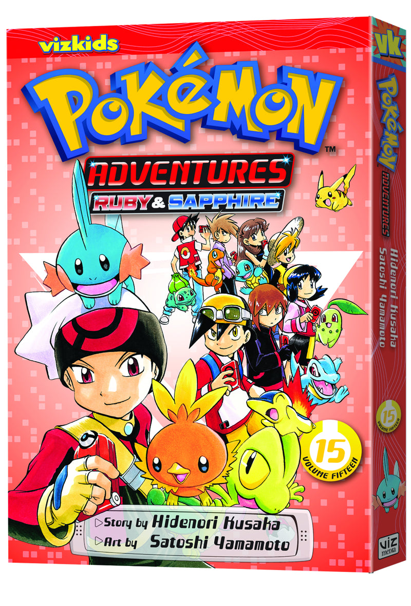 POKEMON ADVENTURES TP VOL 15 (C: 1-0-1)