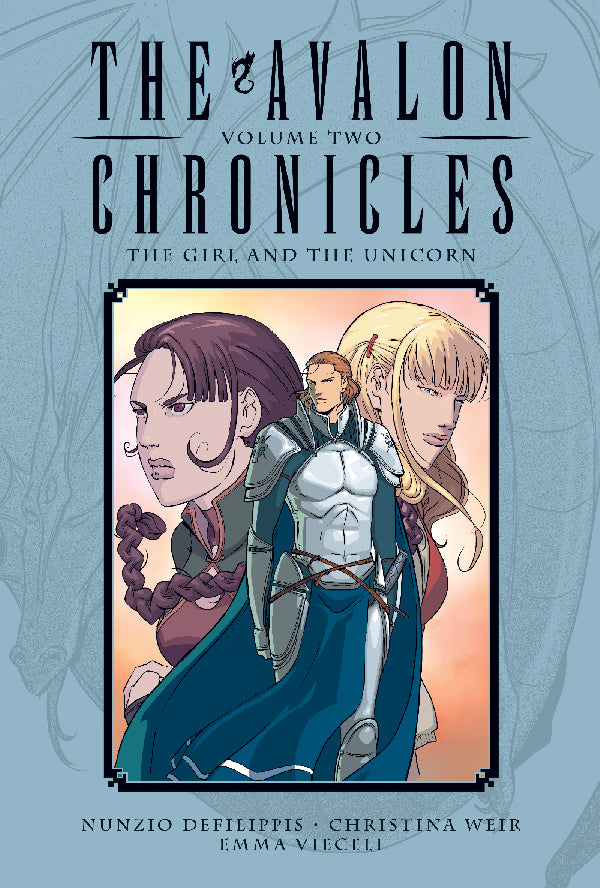 AVALON CHRONICLES HC VOL 02