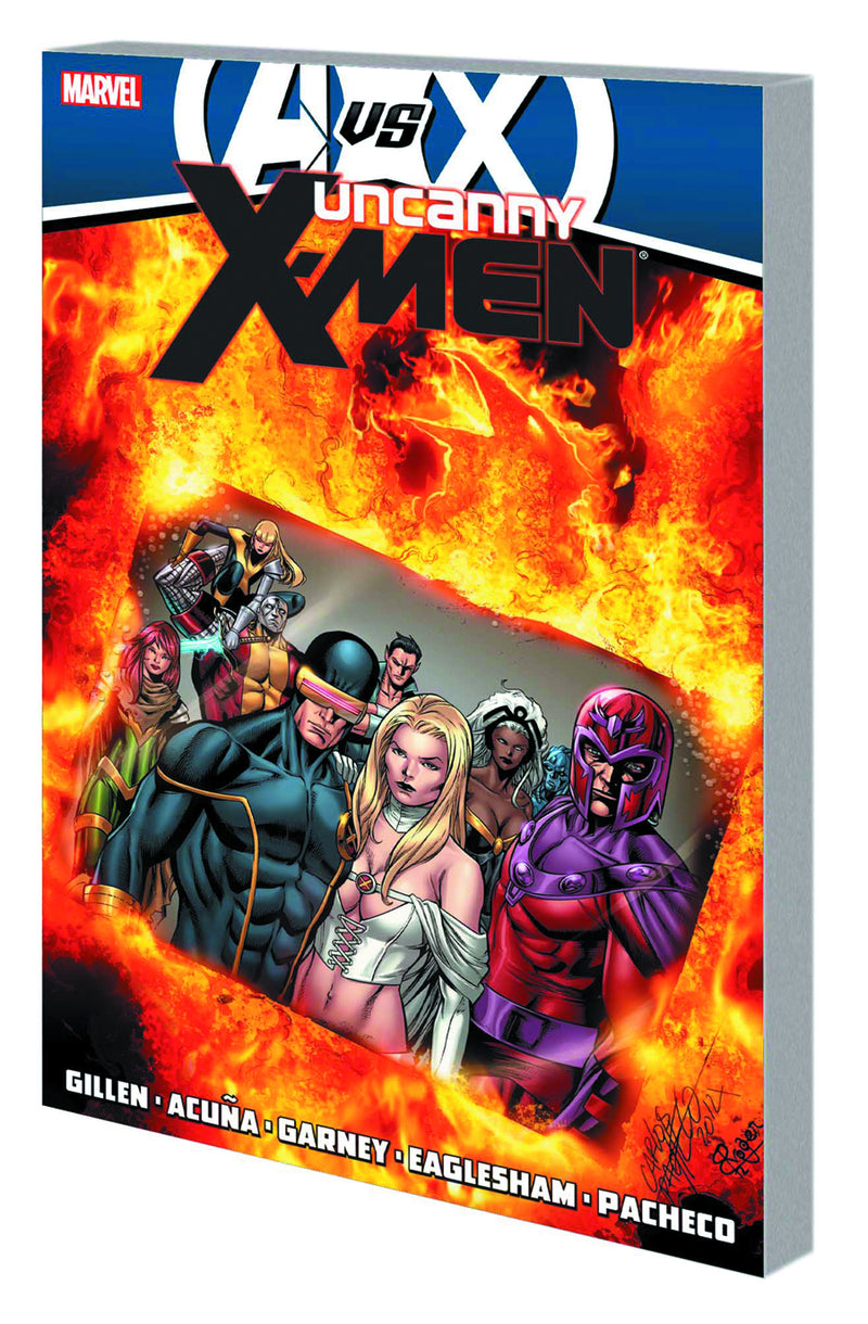 UNCANNY X-MEN BY KIERON GILLEN TP VOL 04