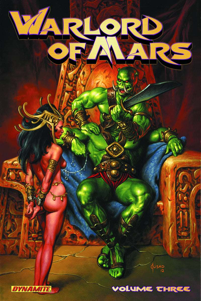 WARLORD OF MARS TP VOL 03 (MR) (C: 0-1-2)