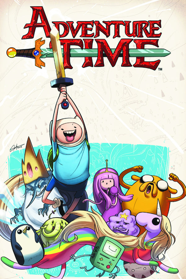 ADVENTURE TIME TP VOL 03 (C: 1-0-0)