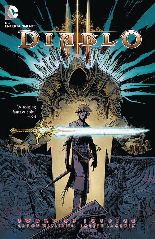 DIABLO SWORD OF JUSTICE TP