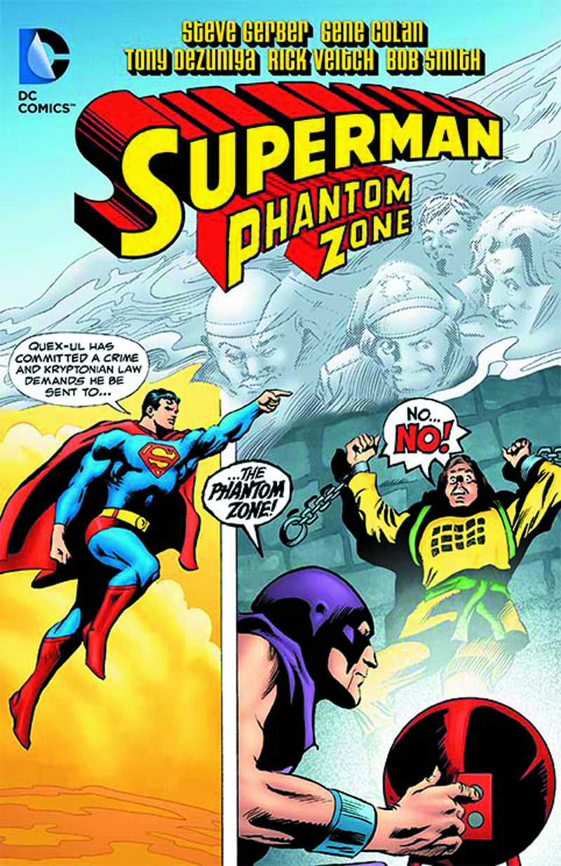 SUPERMAN PHANTOM ZONE TP