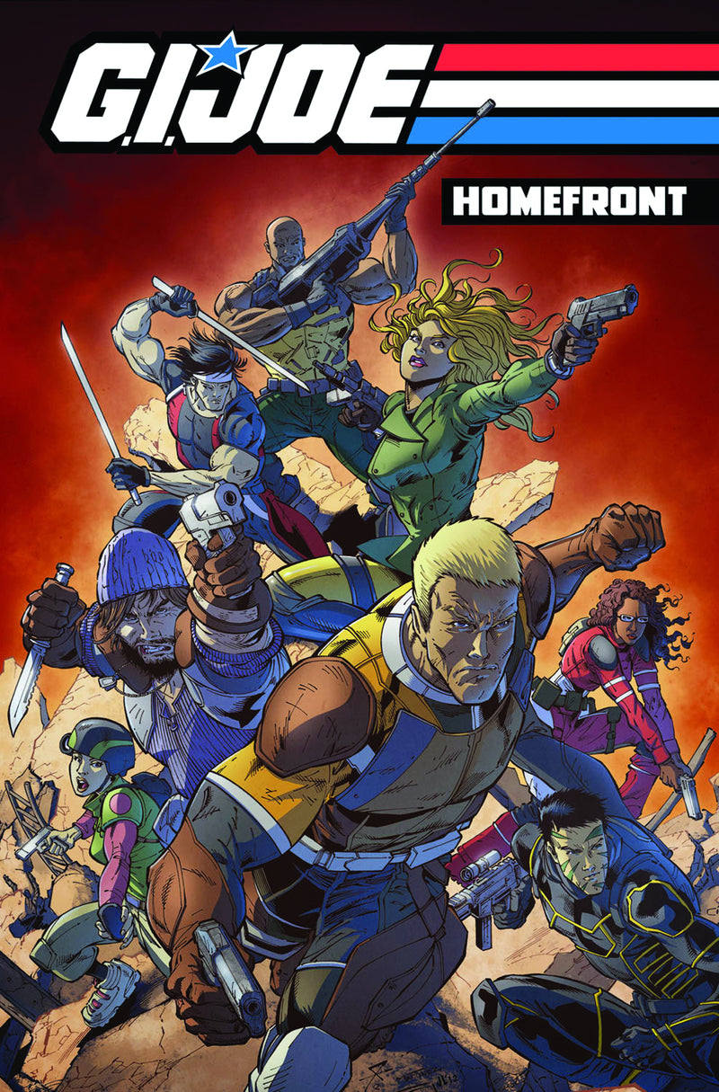 GI JOE TP VOL 01 HOMEFRONT (JUN130388)