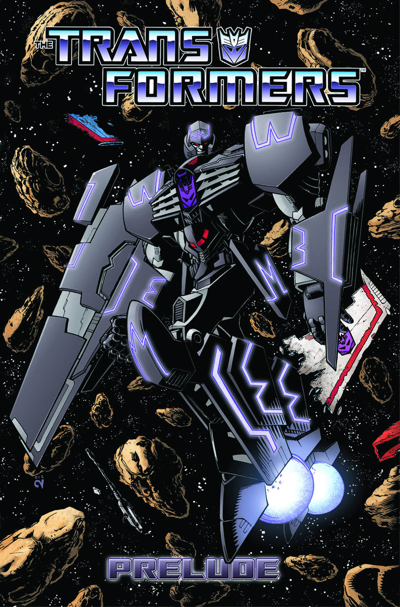 TRANSFORMERS PRELUDE TP