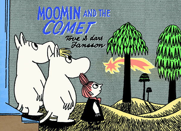 MOOMIN AND THE COMET SC (C: 0-0-1)
