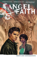 ANGEL & FAITH TP VOL 04 DEATH & CONSEQUENCES (C: 0-1-2)