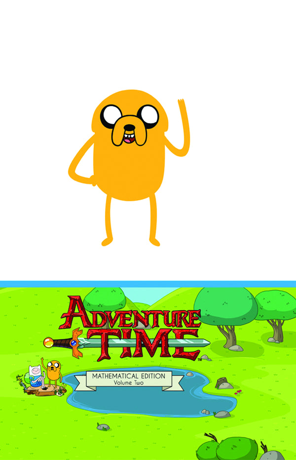 ADVENTURE TIME MATHEMATICAL ED HC VOL 02 (C: 1-0-0)