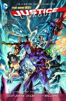 JUSTICE LEAGUE TP VOL 02 THE VILLAINS JOURNEY (N52)