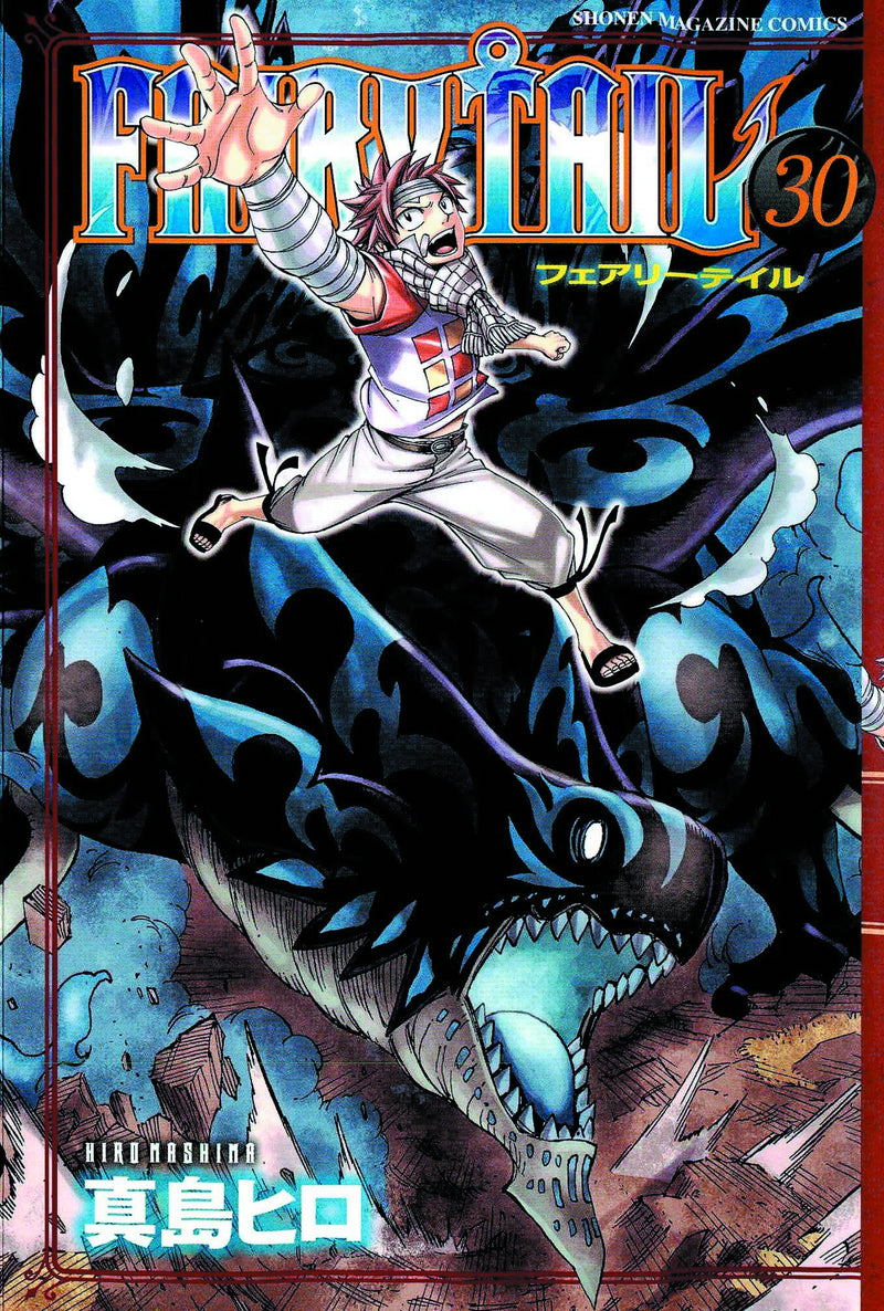 FAIRY TAIL GN VOL 30 (C: 1-1-1)