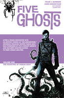 FIVE GHOSTS TP VOL 01 HAUNTING OF FABIAN GRAY