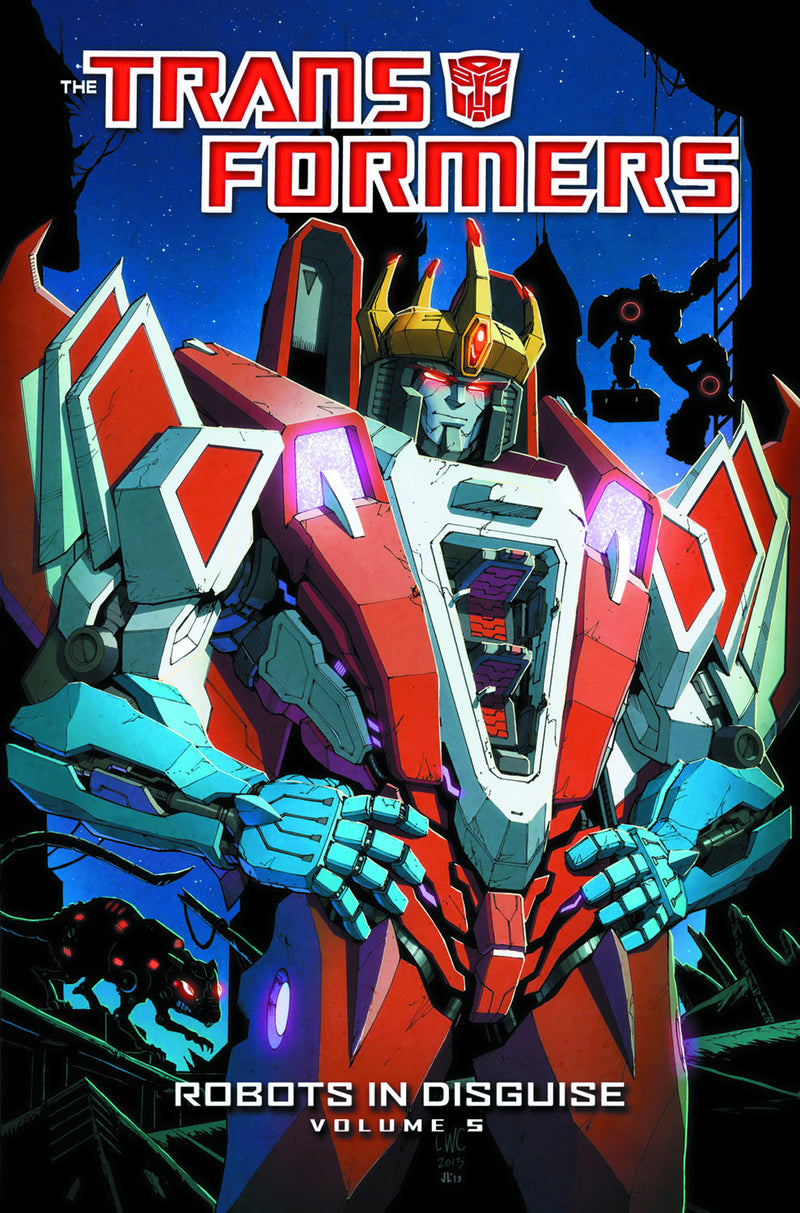TRANSFORMERS ROBOTS IN DISGUISE TP VOL 05