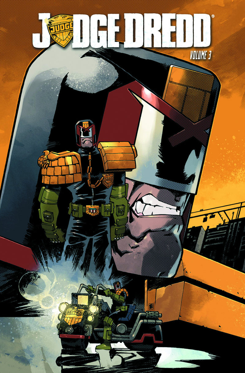JUDGE DREDD (IDW) TP VOL 03