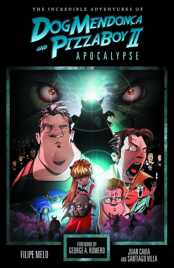 ADVENTURES OF DOG MENDONCA PIZZABOY TP VOL 02 APOCALYPSE (C: