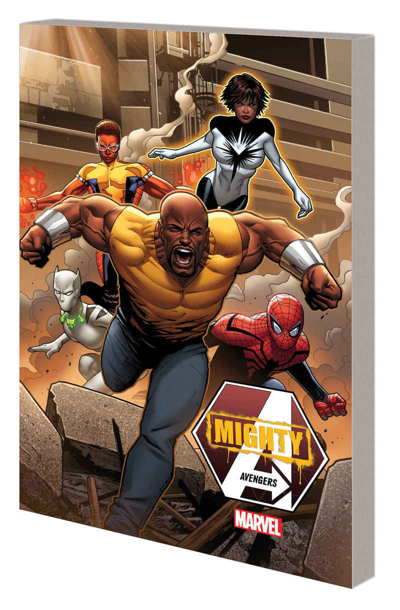 MIGHTY AVENGERS TP VOL 01 NO SINGLE HERO