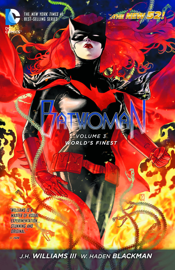 BATWOMAN TP VOL 03 WORLDS FINEST (N52)