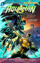 AQUAMAN TP VOL 03 THRONE OF ATLANTIS (N52)