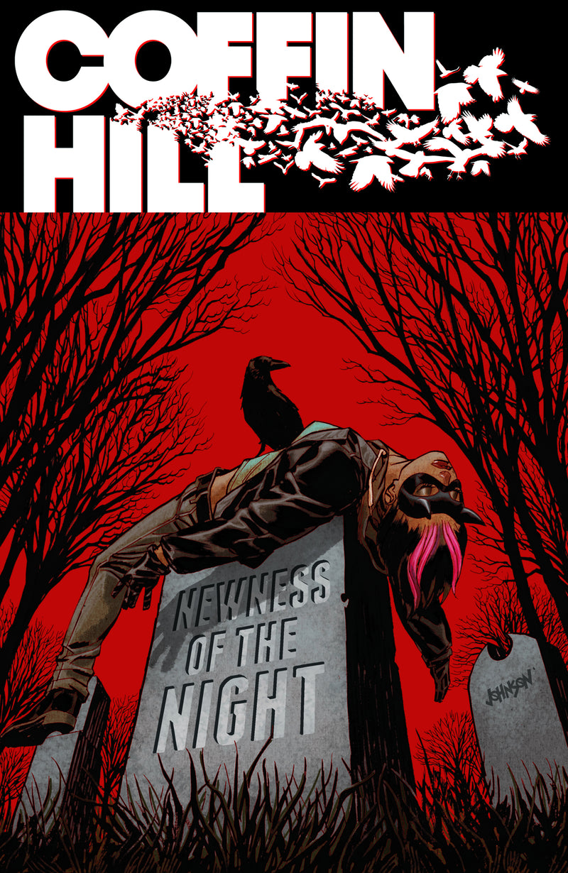 COFFIN HILL TP VOL 01 FOREST OF THE NIGHT (MR)