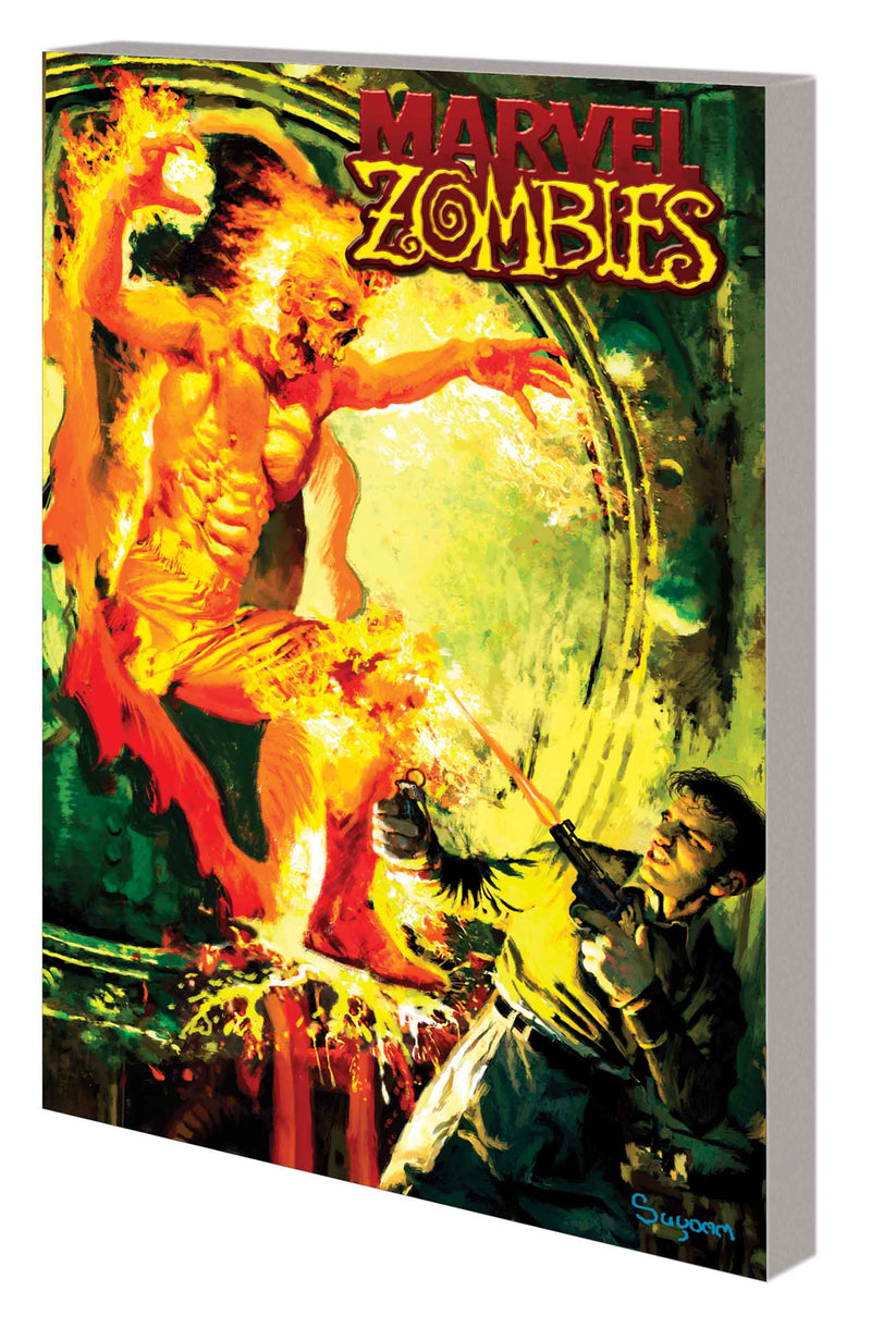 MARVEL ZOMBIES TP COMPLETE COLLECTION VOL 02