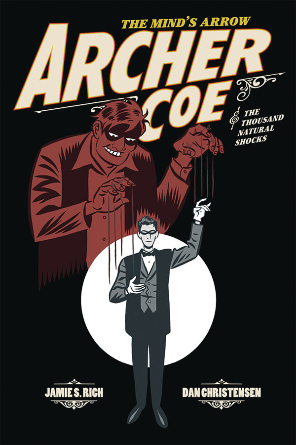 ARCHER COE GN VOL 01