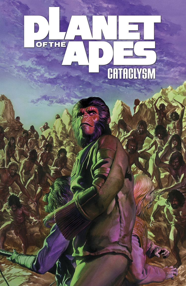 PLANET OF THE APES CATACLYSM TP VOL 03 (FEB141048)
