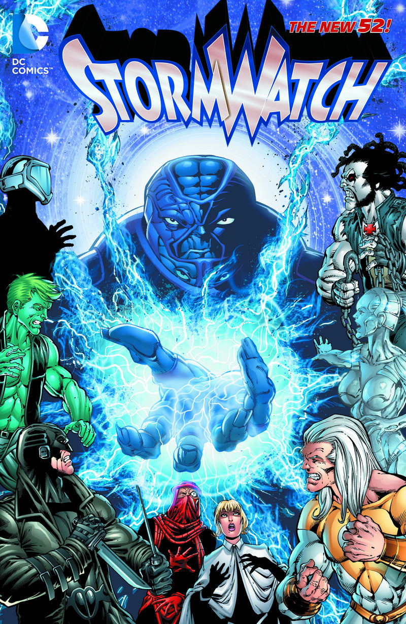 STORMWATCH TP VOL 04 RESET (N52)