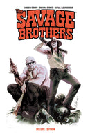 SAVAGE BROTHERS DELUXE ED TP (MAR140961)