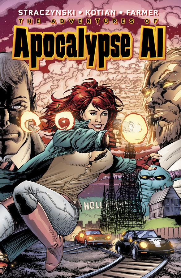 ADVENTURES OF APOCALYPSE AL TP VOL 01 (MAR140533)
