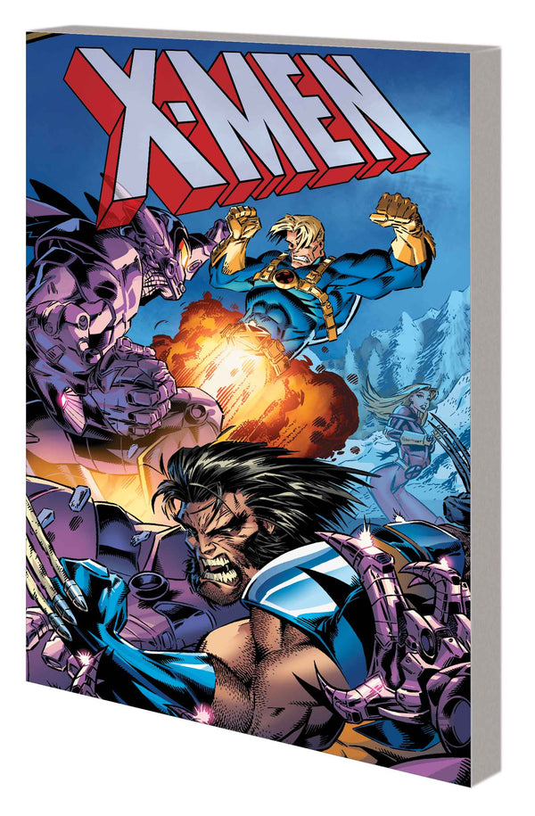 X-MEN TP VOL 02 ROAD TO ONSLAUGHT