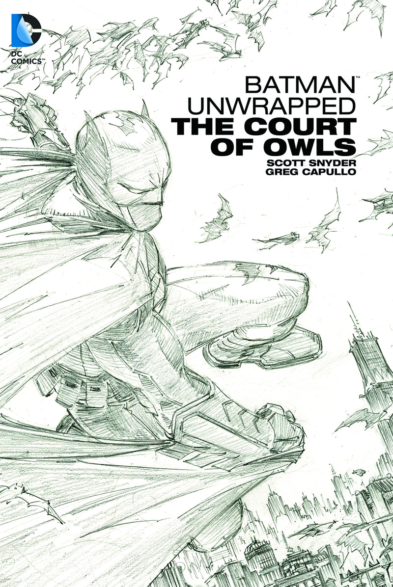 BATMAN UNWRAPPED THE COURT OF OWLS HC