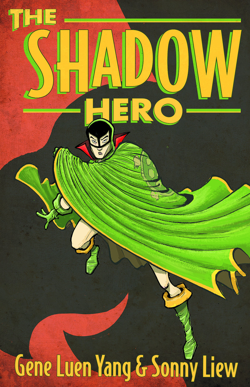 SHADOW HERO GN (C: 1-0-0)