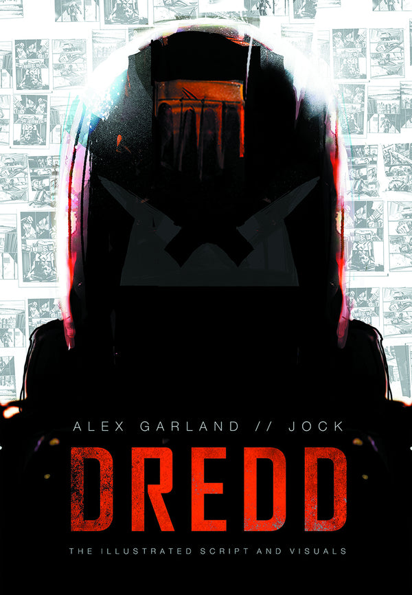 DREDD ILLUS MOVIE SCRIPT & VISUALS GN (MR)