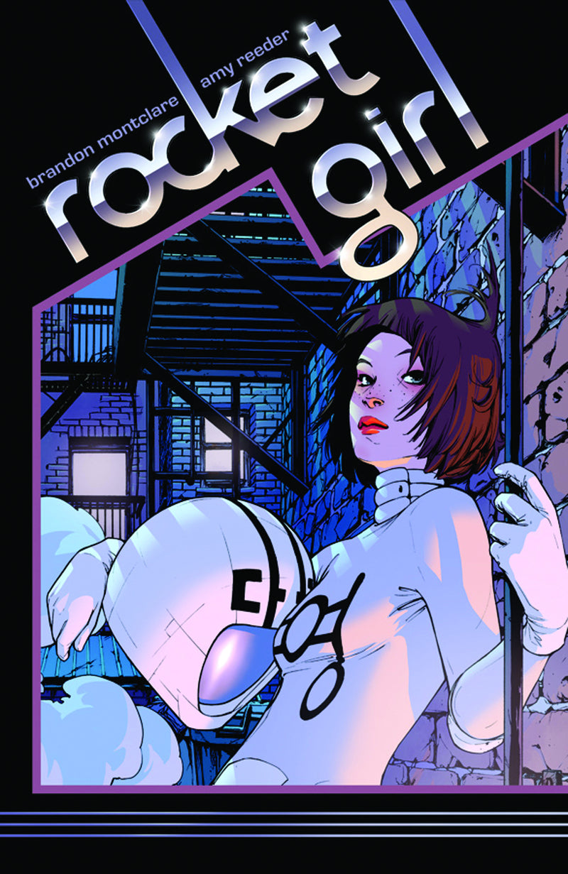 ROCKET GIRL TP VOL 01 TIMES SQUARED