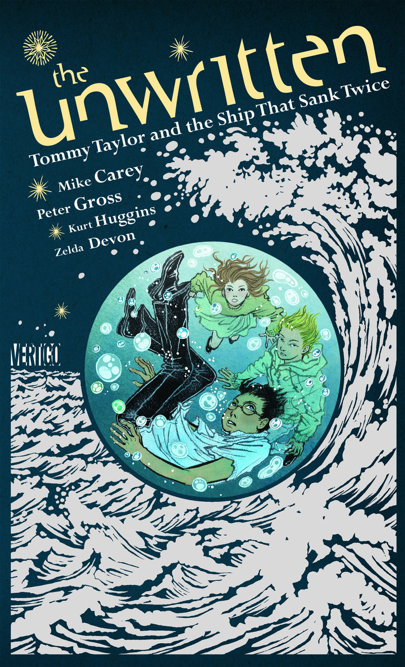 UNWRITTEN TOMMY TAYLOR & THE SHIP THAT SANK TWICE TP (MR)