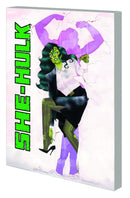 SHE-HULK TP VOL 01 LAW AND DISORDER