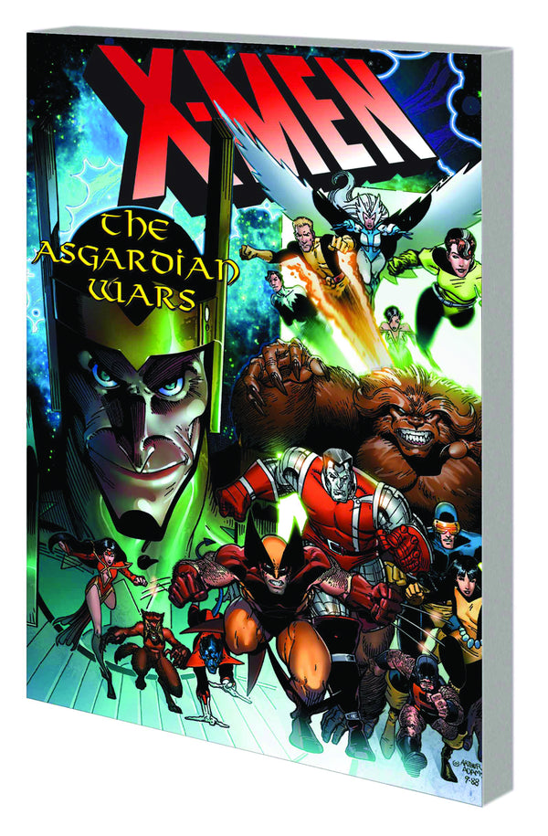 X-MEN TP ASGARDIAN WARS NEW PTG