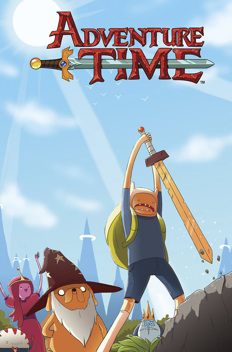ADVENTURE TIME TP VOL 05 (C: 1-0-0)