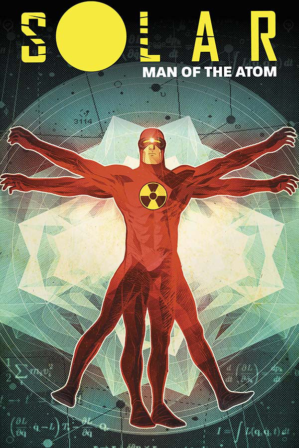 SOLAR MAN OF THE ATOM TP VOL 01 NUCLEAR FAMILY (C: 0-1-2)