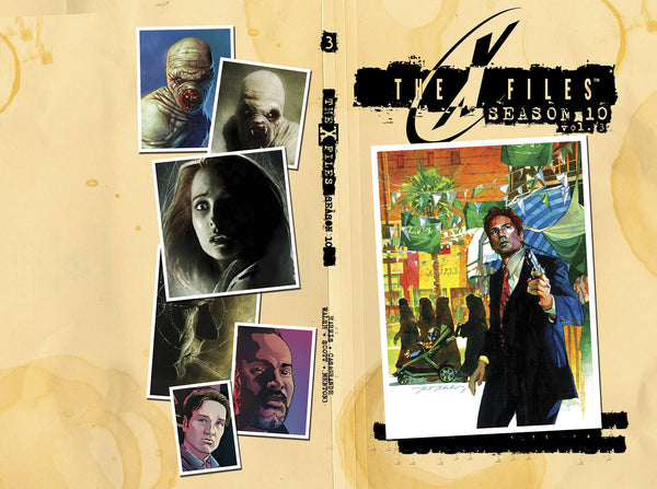 X-FILES SEASON 10 HC VOL 03