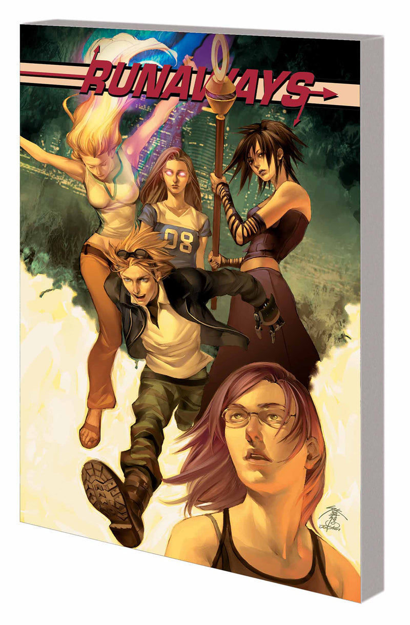 RUNAWAYS COMPLETE COLLECTION TP VOL 02
