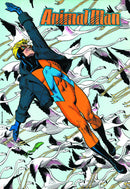ANIMAL MAN TP VOL 07 RED PLAGUE (MR)