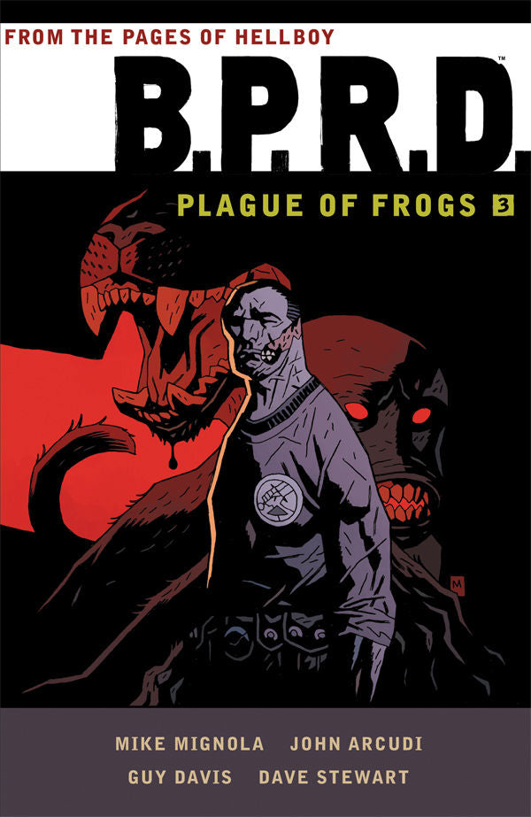 BPRD PLAGUE OF FROGS TP VOL 03 (C: 0-1-2)
