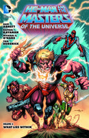 HE MAN AND THE MASTERS OF THE UNIVERSE TP VOL 04