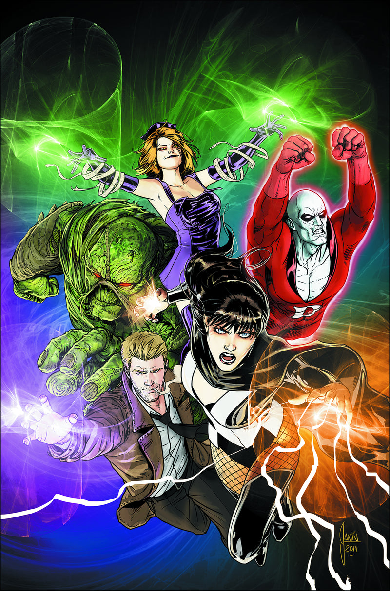 JUSTICE LEAGUE DARK TP VOL 05 PARADISE LOST (N52)