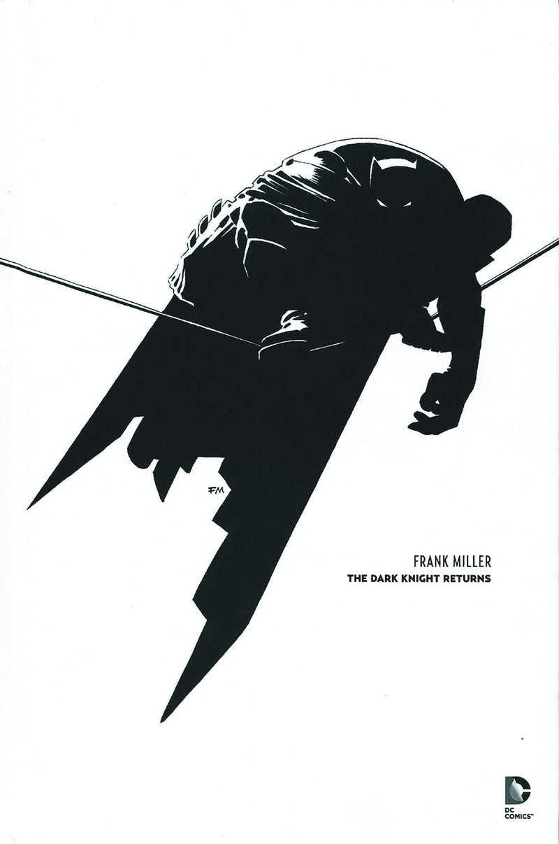 BATMAN NOIR THE DARK KNIGHT RETURNS DLX ED HC